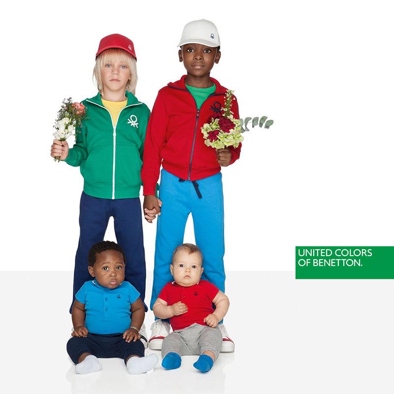 Primavera peques en United Colors of Benetton