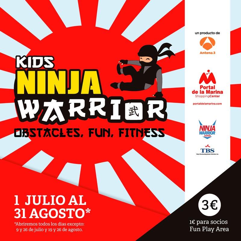 Kids Ninja Warrior