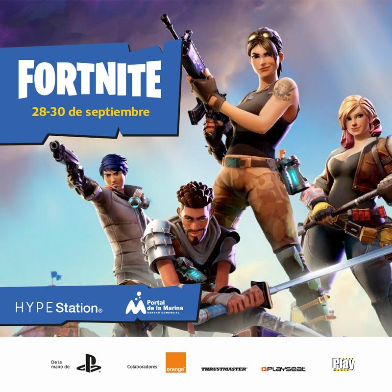 Torneo Fortnite