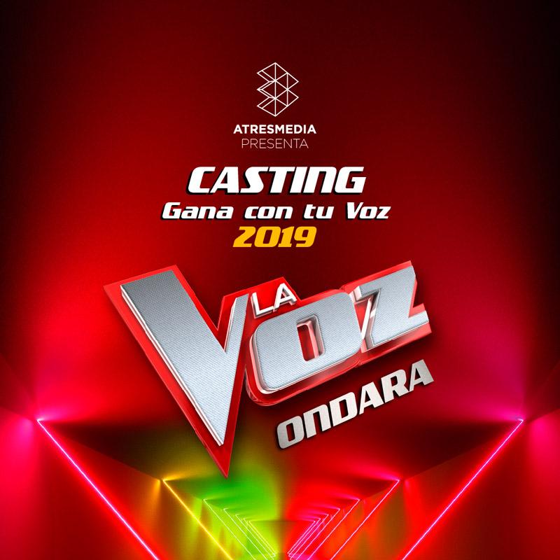 Vive la final de los castings de La Voz