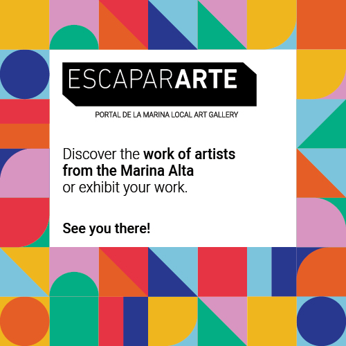 PORTAL DE LA MARINA LOCAL ART GALLERY. DISCOVER THE WORK OF ARTISTS FROM THE MARINA ALTA OR EXHIBIT YOUR WORK