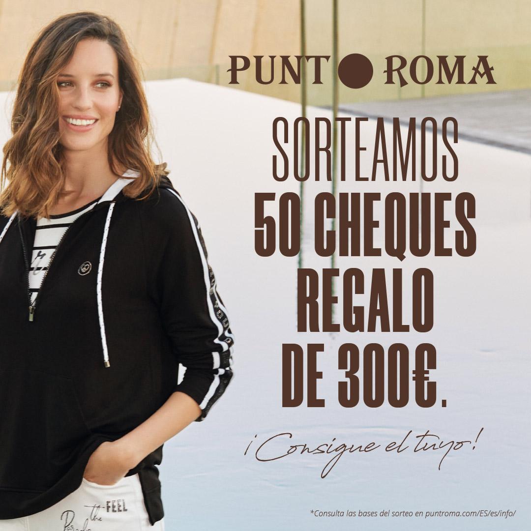 Promociones Punto Roma Portal de la Marina