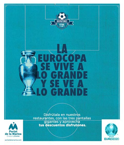 evento eurocopa disfrutones