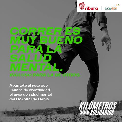 Corremos juntos por los enfermos de salud mental